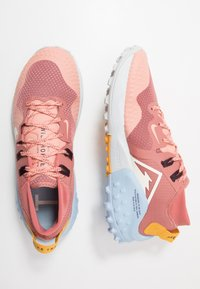 Nike Performance - WILDHORSE 6 - Zapatillas de trail running - canyon pink/pale ivory/pink quartz/sky grey/psychic blue/pollen rise - 1