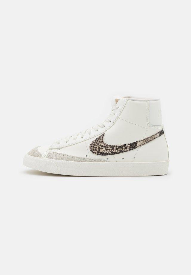 BLAZER MID '77 - Sneakers hoog - sail/particle beige