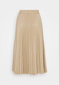 Freequent - A-line skirt - beige sand - 1