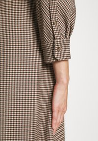 WEEKEND MaxMara - OTARIA - Shirt dress - dark brown - 7