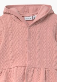 Name it - NBFNINJA QUILT BABY - Vest - peachskin - 2