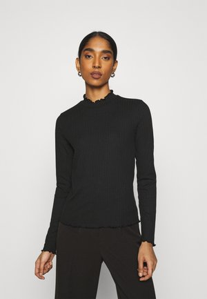 VMMAYA - Long sleeved top - black