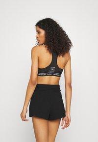 Calvin Klein Underwear - SLEEP SHORT - Pantaloni del pigiama - black - 2