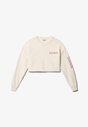 Sweatshirt - whitecap gray