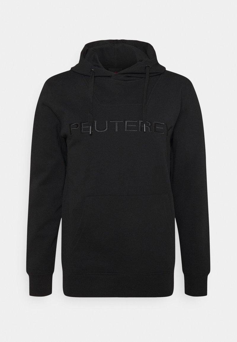 Peuterey - CURARO - Hoodie - black