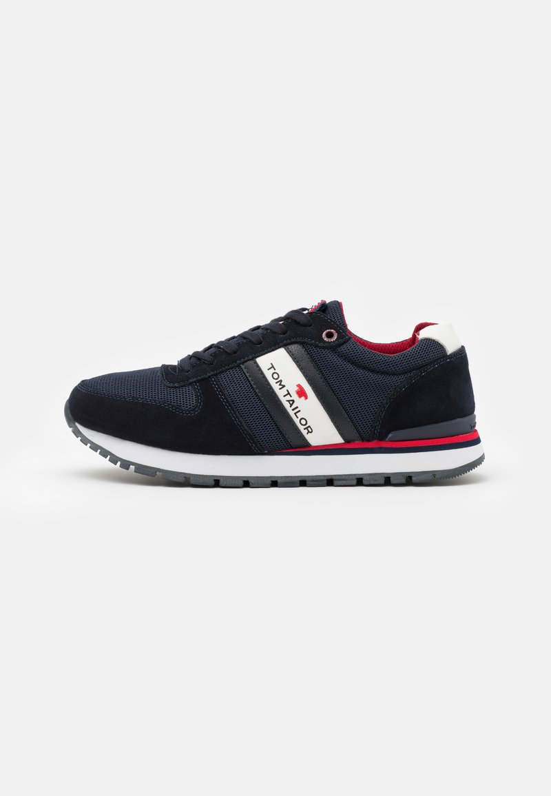 TOM TAILOR - Trainers - navy
