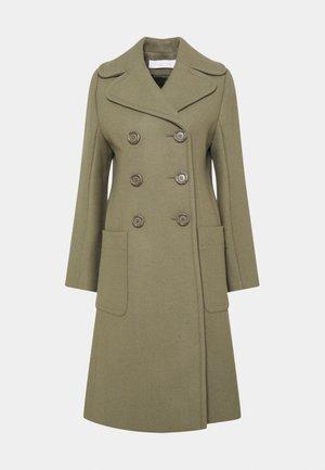 Classic coat - smoky khaki