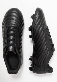 adidas Performance - COPA 20.4 FG - Moulded stud football boots - core black/dough solid grey - 1