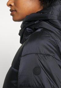 Save the duck - IRIS LYSA - Winter coat - black - 4