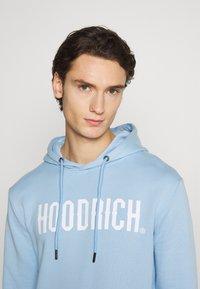 Hoodrich - CORE - Hoodie - blue - 3