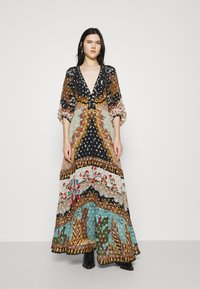 Farm Rio - FOREST DRESS - Maxi dress - multi - 0