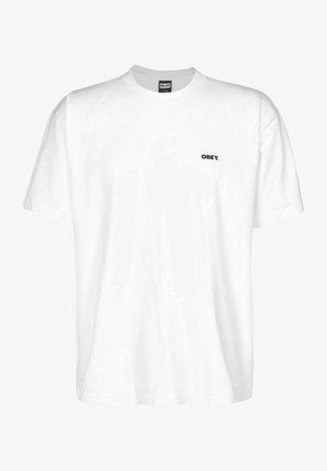BOLD - Print T-shirt - white