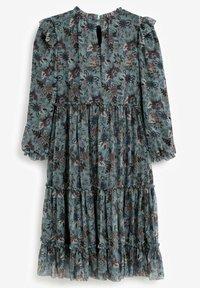 Next - Maxi dress - blue - 5