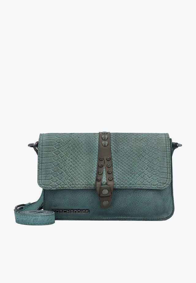 Borsa a tracolla - sea green