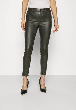 COATED FRANKIE - Kalhoty - khaki