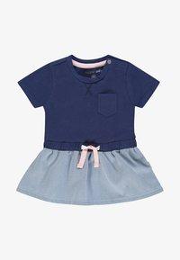 Noppies - DRESS ROYALTON BABY - Jersey dress - patriot blue - 0