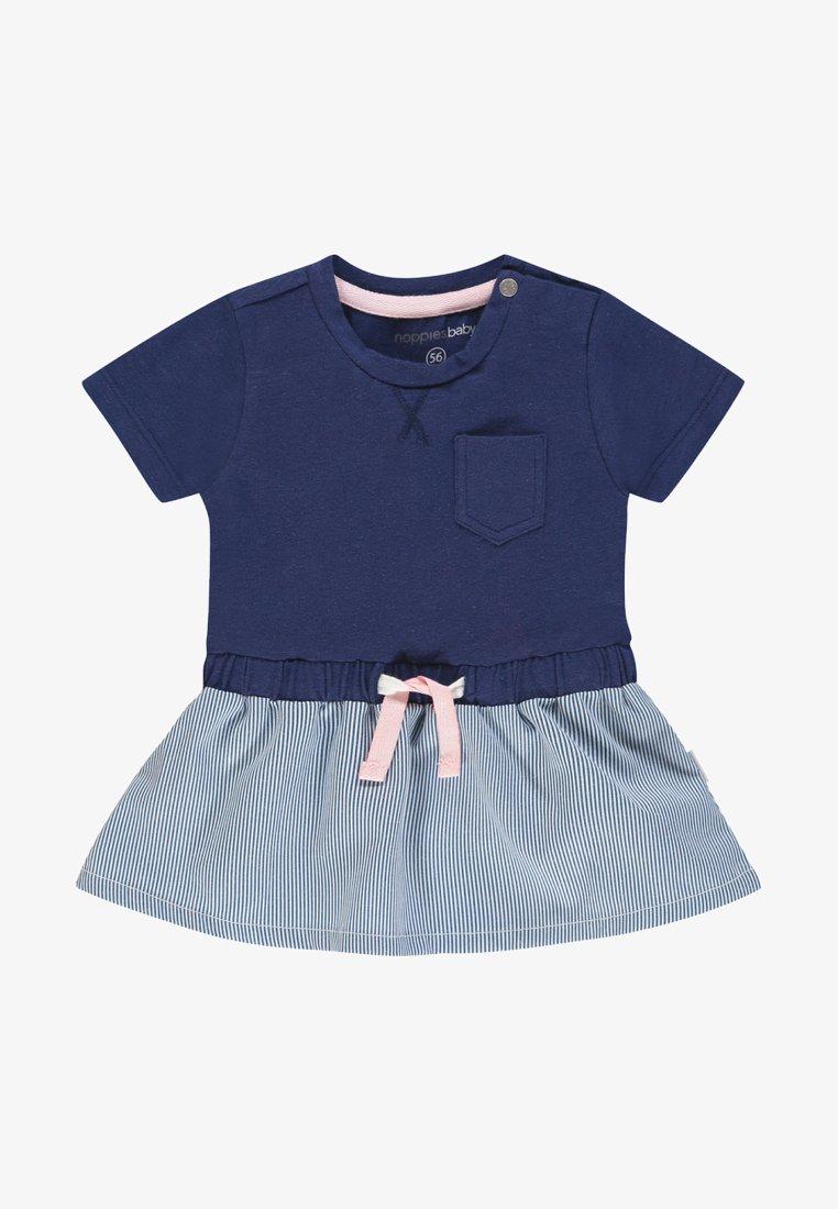 Noppies - DRESS ROYALTON BABY - Jersey dress - patriot blue