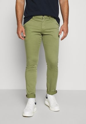 BLEECKER FLEX - Chinos - green
