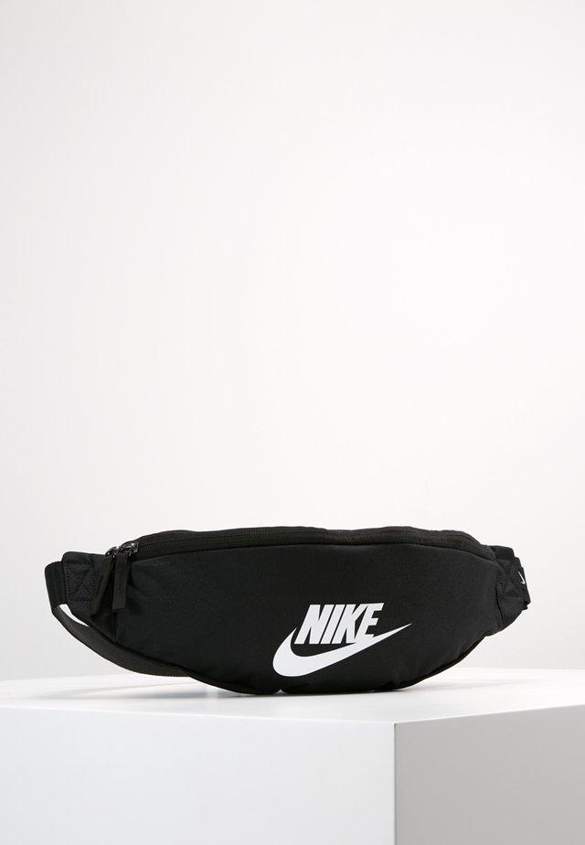 HERITAGE HIP PACK - Bum bag - black/white