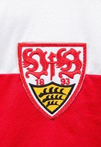 Scoredraw - VFB STUTTGART AWAY 1980 - Vereinsmannschaften - red - 2