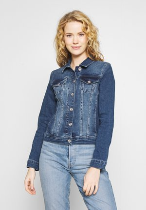 JACKET - Džínová bunda - denim blue