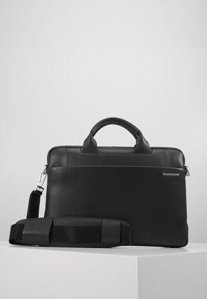 BRIEFBAG - Briefcase - black