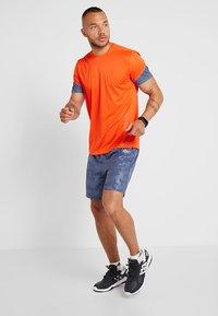 adidas Performance - TEE  - Print T-shirt - orange - 1