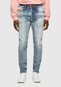 Diesel - D-STRUKT 009UI - Slim fit jeans - light blue - 0