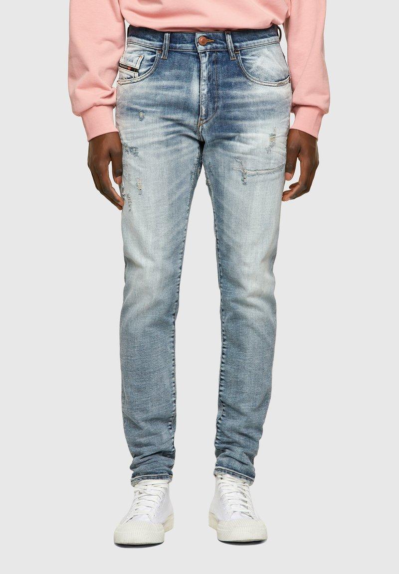 Diesel - D-STRUKT 009UI - Slim fit jeans - light blue