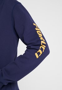 Fiorucci - STYLED FOR PLEASURE HOODIE  - Sweat à capuche - navy - 4