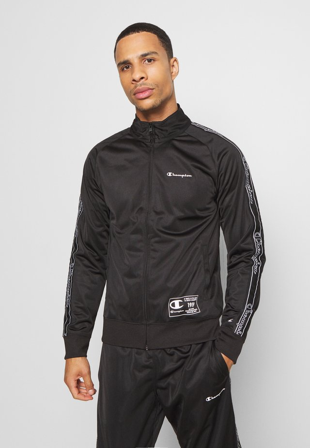 LEGACY TAPE TRACKSUIT SET - Trainingsanzug - black