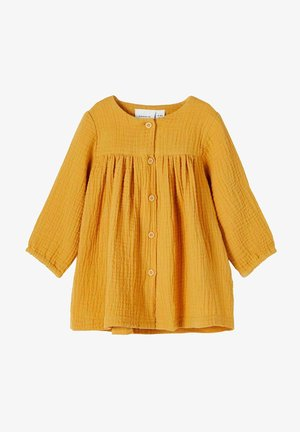 Day dress - spruce yellow
