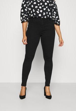 CARJENNY LIFE  - Jeans Skinny - black denim