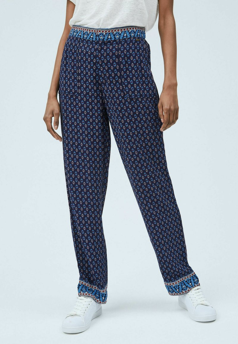 Pepe Jeans - ROMINA - Trousers - multi