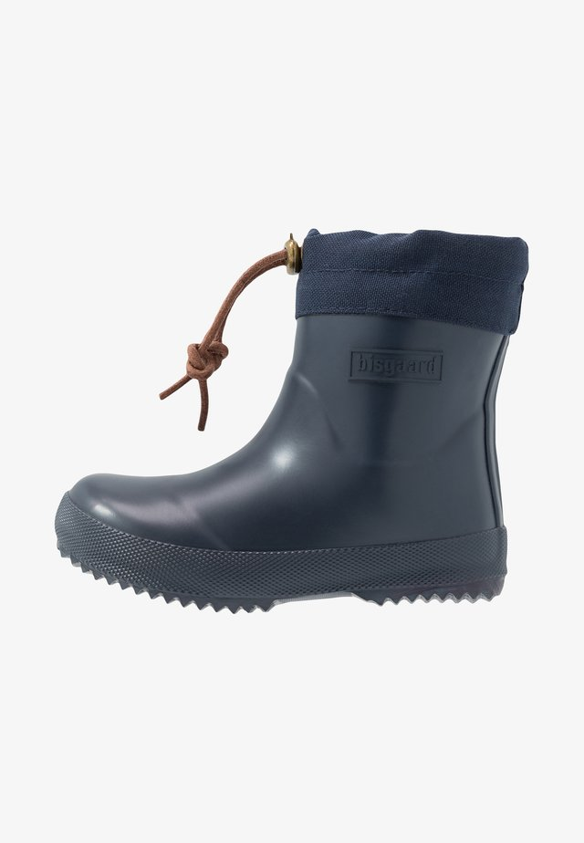 RUBBER BOOT - Wellies - blue