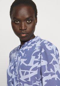 MAX&Co. - PERUGIA - Shirt dress - light blue - 4