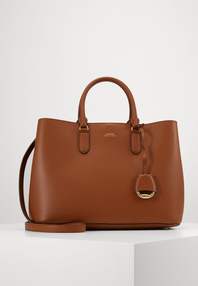 MARCY SATCHEL LARGE - Sac à main - tan monarc