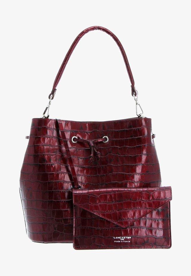 Handbag - rubis