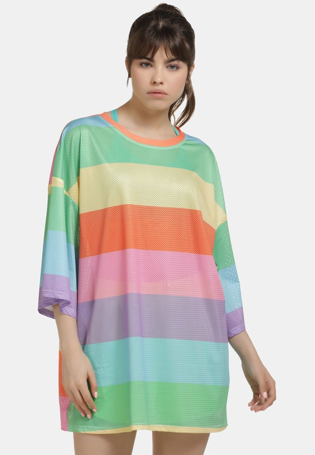 SHIRT - Print T-shirt - multi-coloured