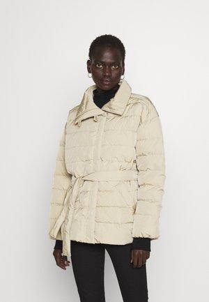 OZIERI - Down jacket - beige