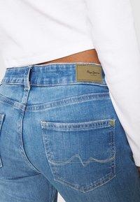 Pepe Jeans - PIXIE STITCH - Jeans Skinny Fit - light blue denim - 3