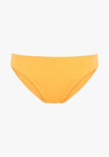 RITA BOTTOM - Bikini bottoms - blazing orange