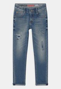 Vingino - AMOS - Straight leg jeans - blue vintage - 0