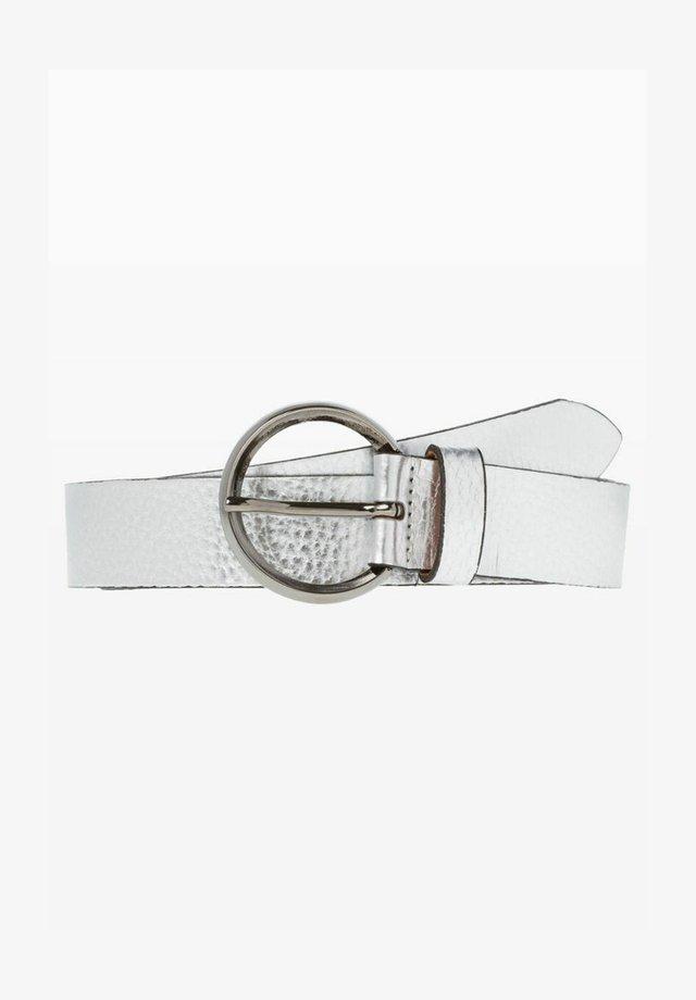 Gürtel - silver