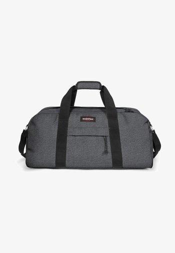 STATION  - Weekend bag - black denim