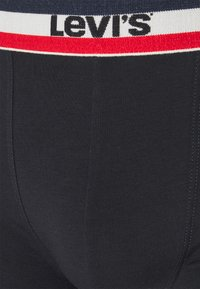 Levi's® - LOGO BOXER BRIEF 3 PACK - Pants - black/grey melange - 4