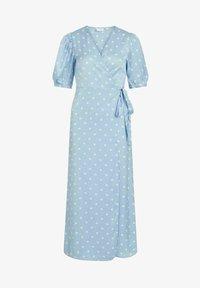 Vila - Maxi dress - cashmere blue - 5