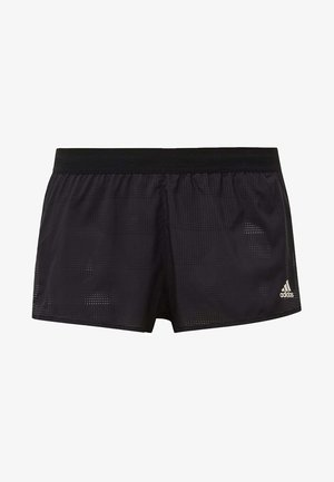 SPEED SPLIT SHORTS - Sports shorts - black