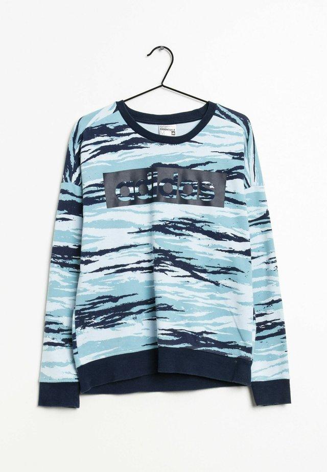 Sweater - blue