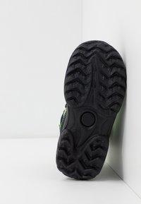 Superfit - SNOWCAT - Winter boots - blau/gelb - 4